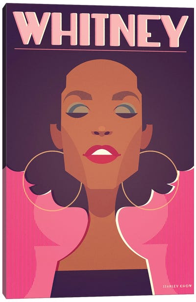 Whitney Canvas Art Print