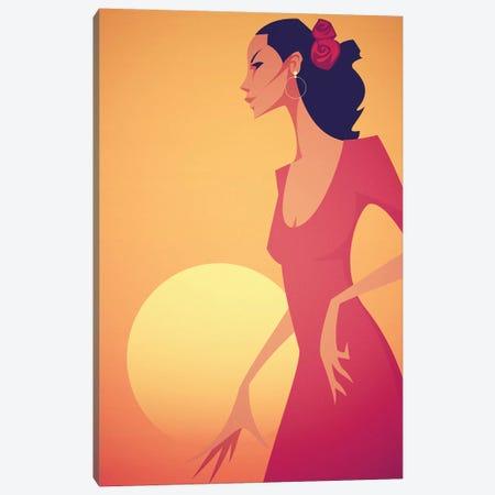 Carmen Canvas Print #SLC6} by Stanley Chow Canvas Art