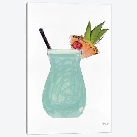 Pina Colada Canvas Print #SLD107} by Stellar Design Studio Canvas Art