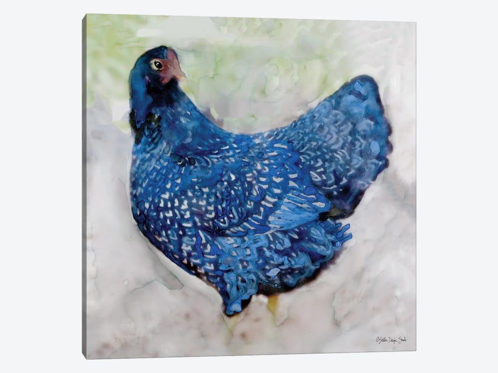 Rooster II by Stellar Design Studio 1-piece Canvas Art