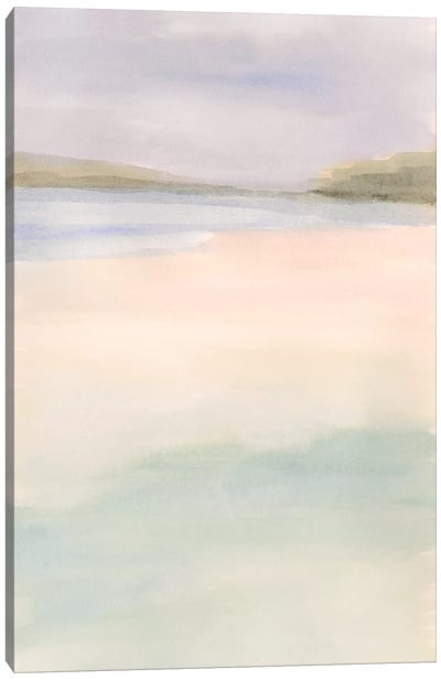 Island Calm I Canvas Art Print