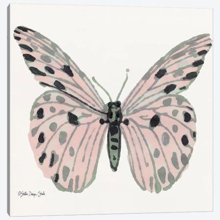 Butterfly VI Canvas Print #SLD125} by Stellar Design Studio Canvas Artwork