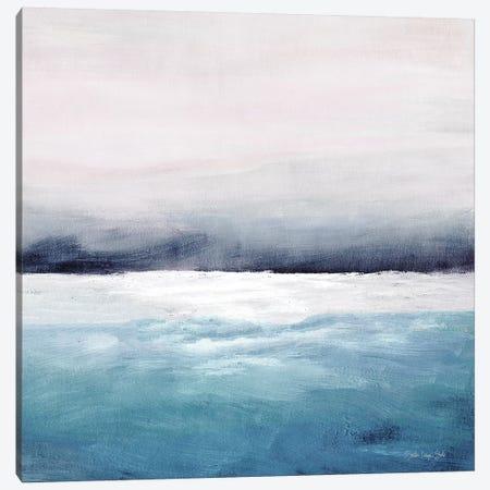 Calm Horizon VI Canvas Print #SLD128} by Stellar Design Studio Art Print