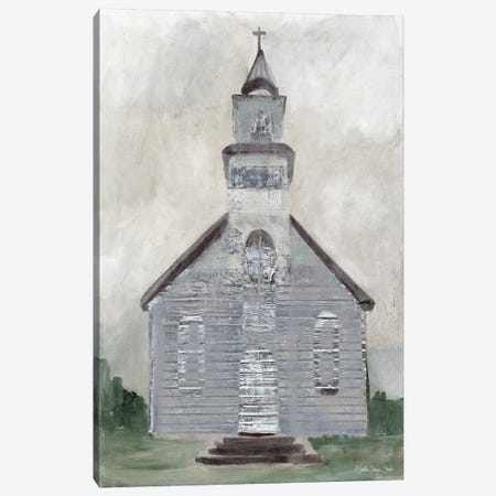 Church I Canvas Print #SLD129} by Stellar Design Studio Canvas Art Print