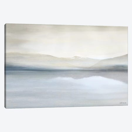 Lake Majesty Canvas Print #SLD134} by Stellar Design Studio Canvas Print