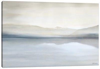 Lake Majesty Canvas Art Print