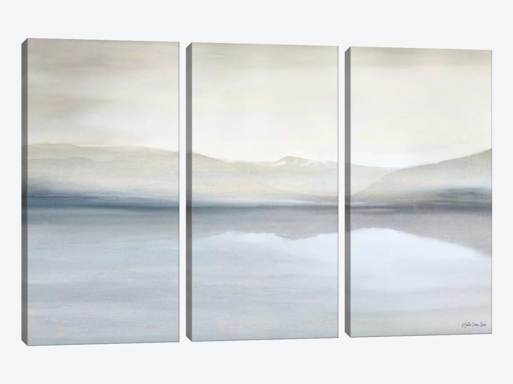 Lake Majesty by Stellar Design Studio 3-piece Art Print
