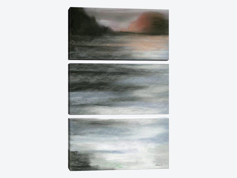 Pacific Tide II by Stellar Design Studio 3-piece Canvas Art