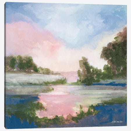 Pastel Countryside I Canvas Print #SLD141} by Stellar Design Studio Canvas Art Print