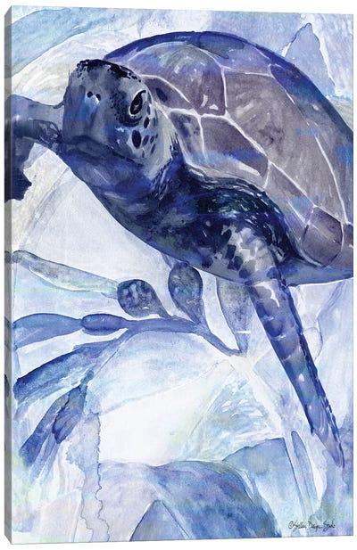Among the Sea Grass II Canvas Art Print