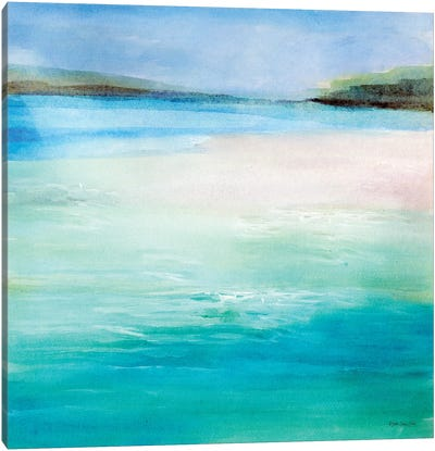 Cool Waters I Canvas Art Print