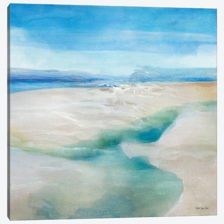 Cool Waters II Canvas Print #SLD161} by Stellar Design Studio Canvas Print