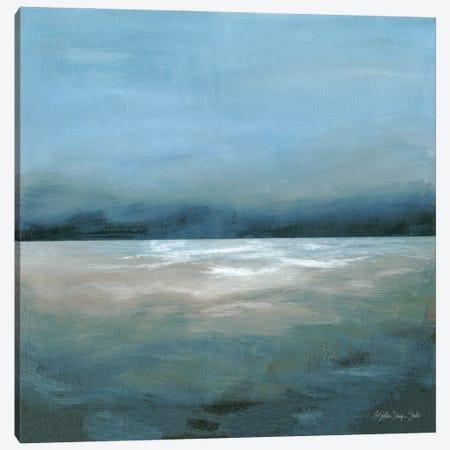 Dark Seascape Canvas Print #SLD166} by Stellar Design Studio Canvas Art