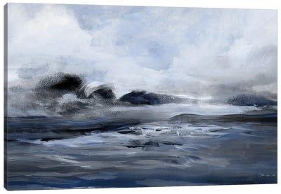 Distant Calm I Canvas Art Print