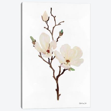 Magnolia 3-Piece Canvas #SLD177} by Stellar Design Studio Canvas Print