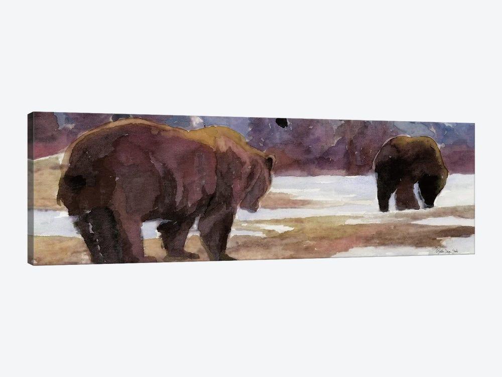 Montana Bears by Stellar Design Studio 1-piece Canvas Print