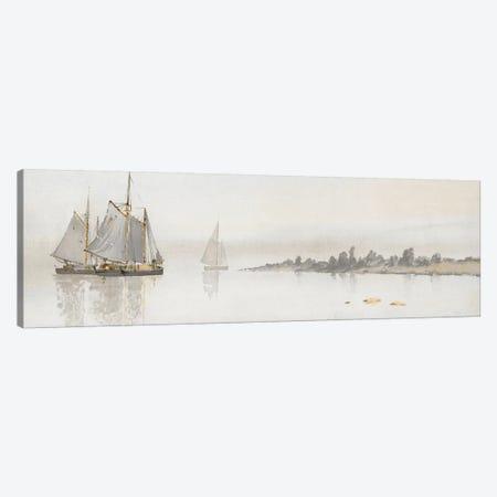Mystic Sail II Canvas Print #SLD17} by Stellar Design Studio Canvas Art Print