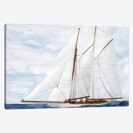 Sailing Canvas Print #SLD188} by Stellar Design Studio Canvas Art Print