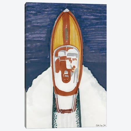 Water Ski Show II Canvas Print #SLD209} by Stellar Design Studio Canvas Artwork