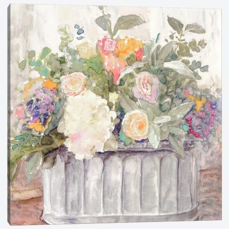 Table Bouquet I Canvas Print #SLD228} by Stellar Design Studio Canvas Wall Art