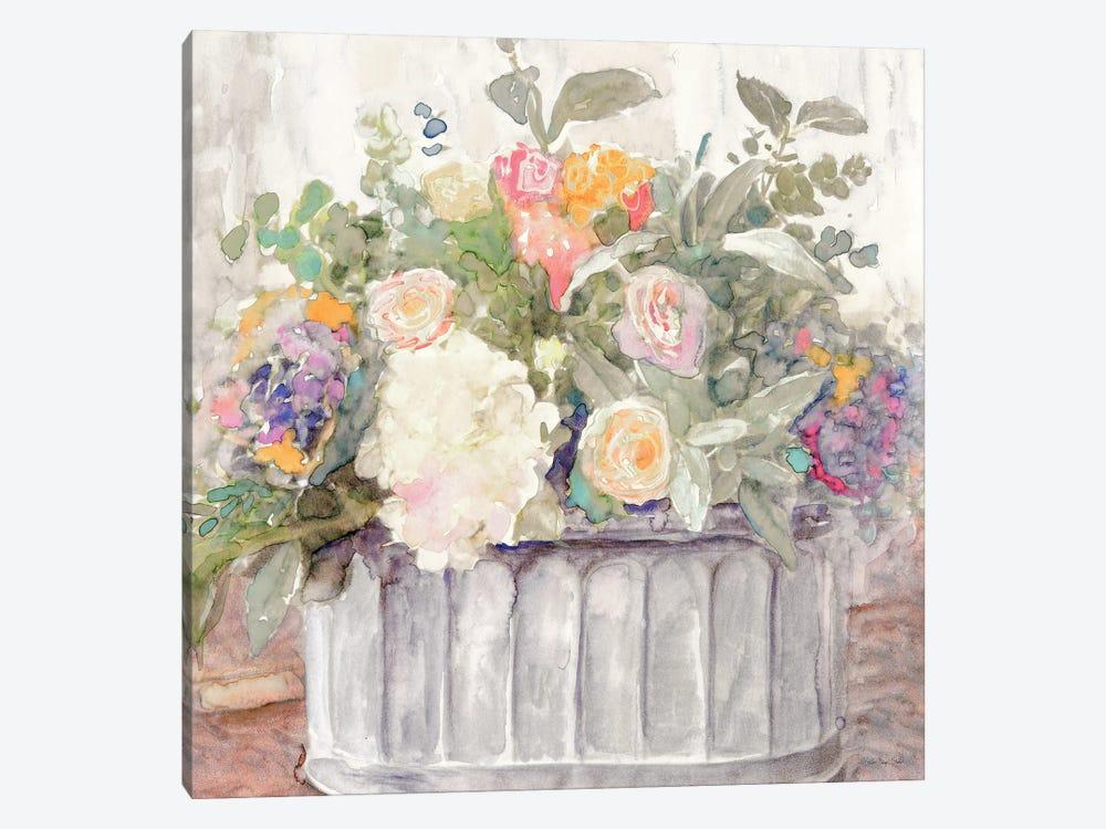Table Bouquet I by Stellar Design Studio 1-piece Canvas Wall Art