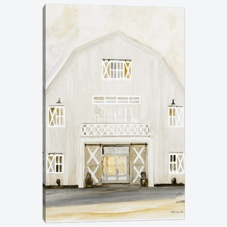 Wedding Barn 3-Piece Canvas #SLD230} by Stellar Design Studio Art Print