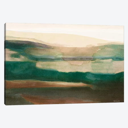 Sunset Sands I Canvas Print #SLD231} by Stellar Design Studio Canvas Art Print