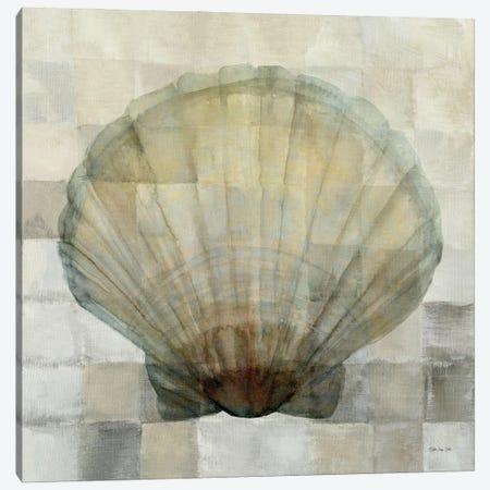 Scallop Shell Canvas Print #SLD237} by Stellar Design Studio Canvas Art
