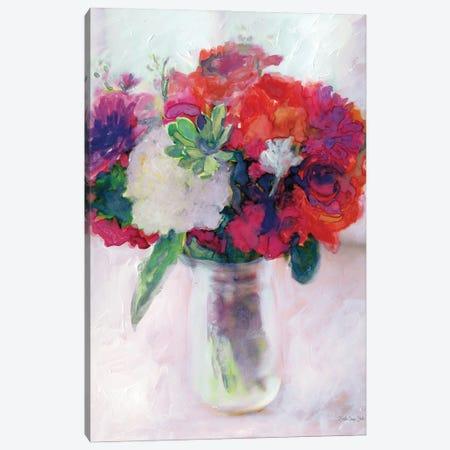 Dramatic Blooms II Canvas Print #SLD242} by Stellar Design Studio Canvas Wall Art