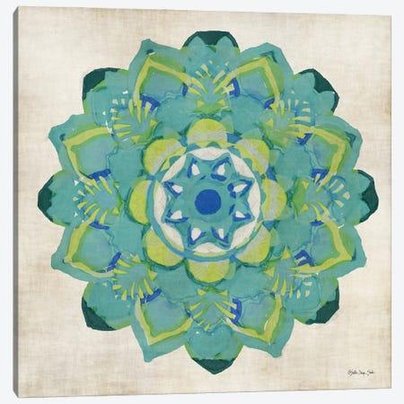 Global Pattern V Canvas Print #SLD256} by Stellar Design Studio Canvas Wall Art