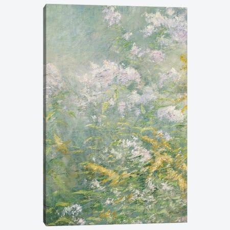 John Henry Twachtman - Summer Canvas Print #SLD263} by Stellar Design Studio Canvas Art