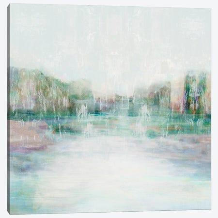 Distant Pond I Canvas Print #SLD288} by Stellar Design Studio Canvas Art
