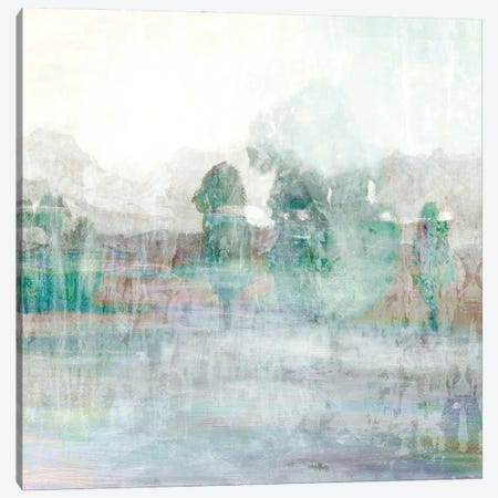 Distant Pond II Canvas Print #SLD289} by Stellar Design Studio Canvas Artwork
