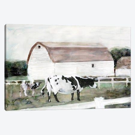 Country Farm Canvas Print #SLD330} by Stellar Design Studio Canvas Artwork