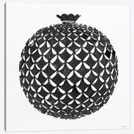 Tile Vase III Canvas Print #SLD369} by Stellar Design Studio Canvas Art Print