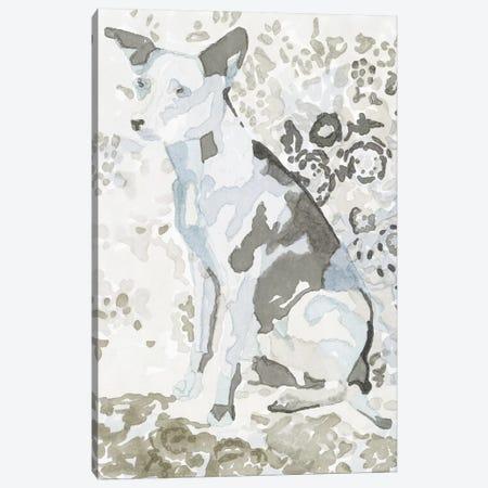 Dog Study IV Canvas Print #SLD36} by Stellar Design Studio Canvas Print