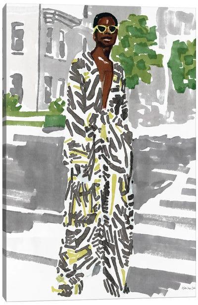 Fashion In The City II Canvas Art Print