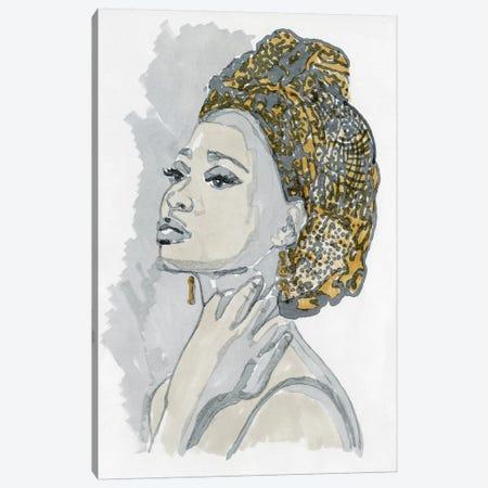 Hidaya II Canvas Print #SLD39} by Stellar Design Studio Canvas Wall Art