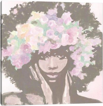 Floral Crown I Canvas Art Print