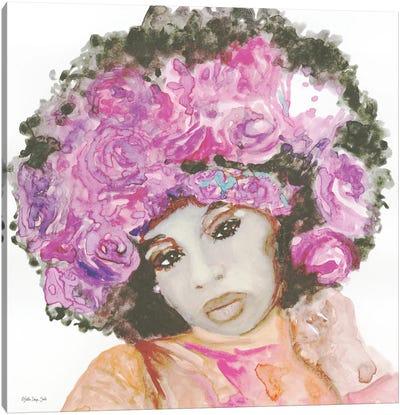 Floral Crown III Canvas Art Print