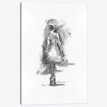 Dance Figure I Canvas Print #SLD47} by Stellar Design Studio Canvas Wall Art