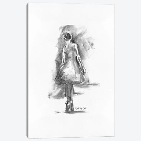 Dance Figure I Canvas Print #SLD47} by Stellar Design Studio Canvas Wall Art