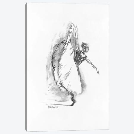 Dance Figure IV Canvas Print #SLD50} by Stellar Design Studio Canvas Artwork