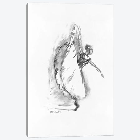 Dance Figure IV Canvas Print #SLD50} by Stellar Design Studio Canvas Artwork