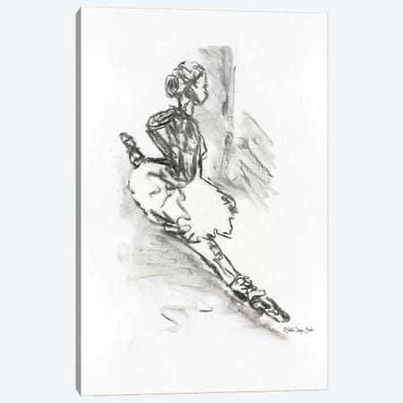 Dance Figure VI Canvas Print #SLD52} by Stellar Design Studio Canvas Artwork