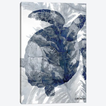 Ocean Collection III Canvas Print #SLD53} by Stellar Design Studio Canvas Artwork