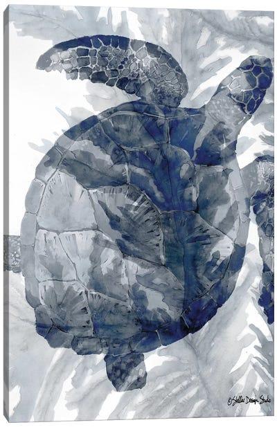 Ocean Collection III Canvas Art Print