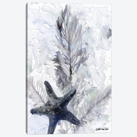 Ocean Collection IV Canvas Print #SLD54} by Stellar Design Studio Canvas Art Print