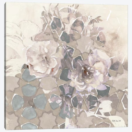 Transitional Blooms II Canvas Print #SLD60} by Stellar Design Studio Canvas Art Print
