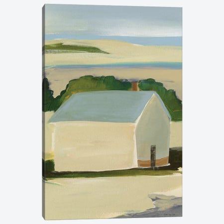 Seaside Cottage I Canvas Print #SLD66} by Stellar Design Studio Canvas Wall Art
